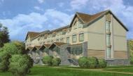 "Low-Rise Dwelling Complex ""Korolevsky Kurort"" (King's Resort)"