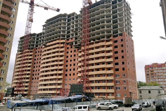 Почему кирпично-монолитные дома пользуются наибольшим спросом петербуржцев
