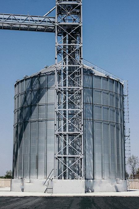 Металлоконструкции в строительстве промышленных предприятий