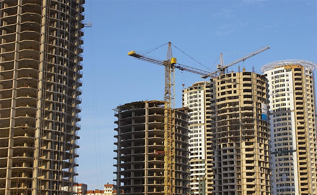 Оживает рынок жилья в Санкт-Петербурге и Ленобласти